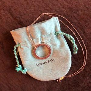Tiffany 1837 Circle Pendant
